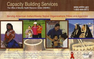 Minority Health Services Brochure