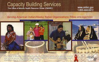 Minority Health Services Brochure